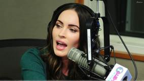 Megan Fox Visits Siriusxm Radio In Ny